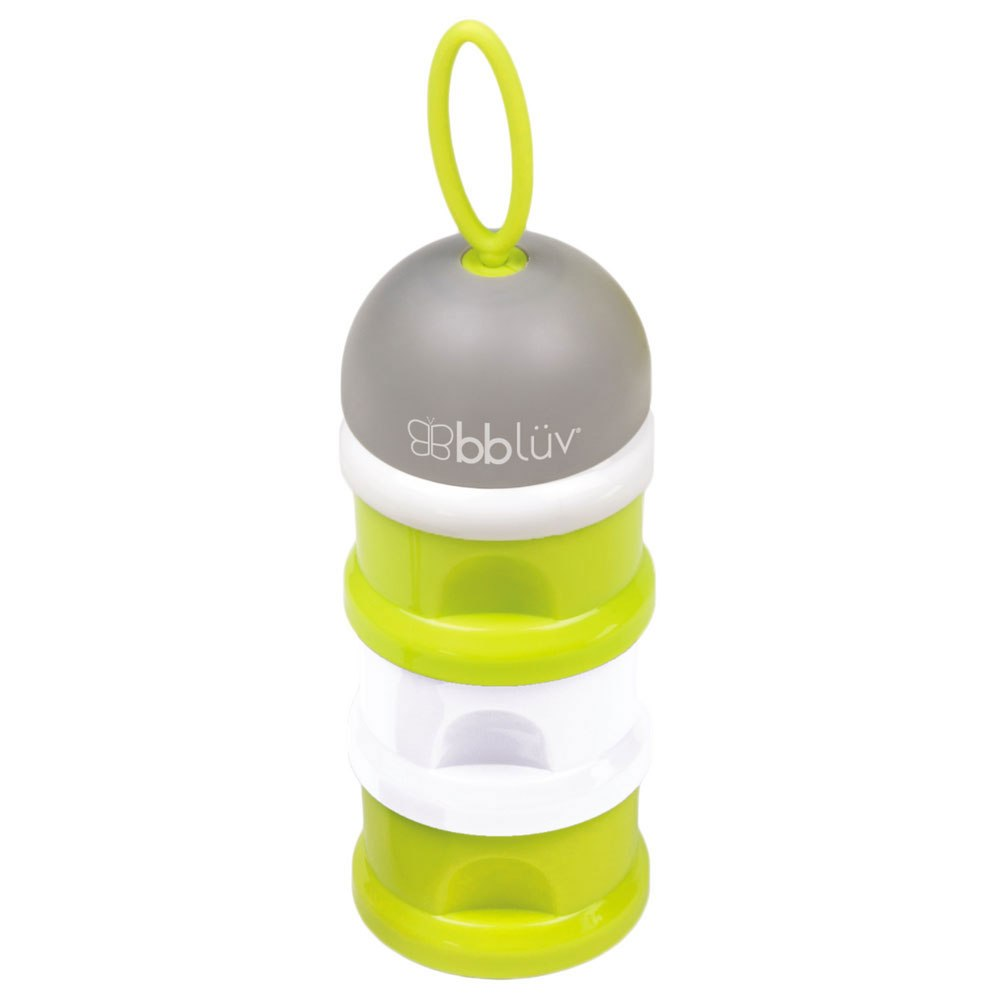 Make Snack Time Simple with bbluv Dose Multipurpose Stackable Containers