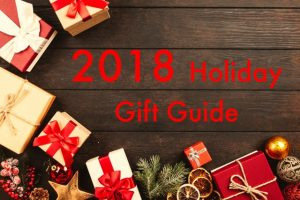 2018 Holiday Gift Guide Accepting Submissions!