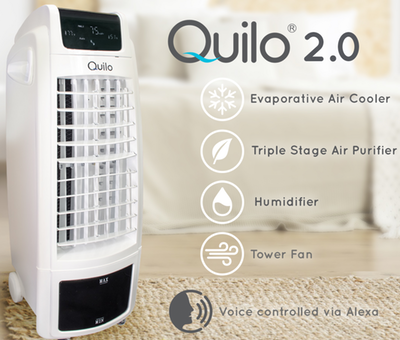 Get Excited– The Quilo 2.0 is Here!