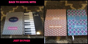 Back to School with Just So Posh