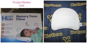 Huggy Baby Premium Anti Flat Head Baby Pillow