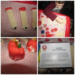 Back to School with Gramma in a Box (September Box)
