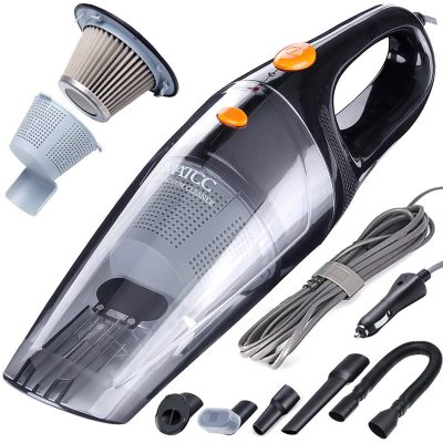 MATCC Car Vacuum Review