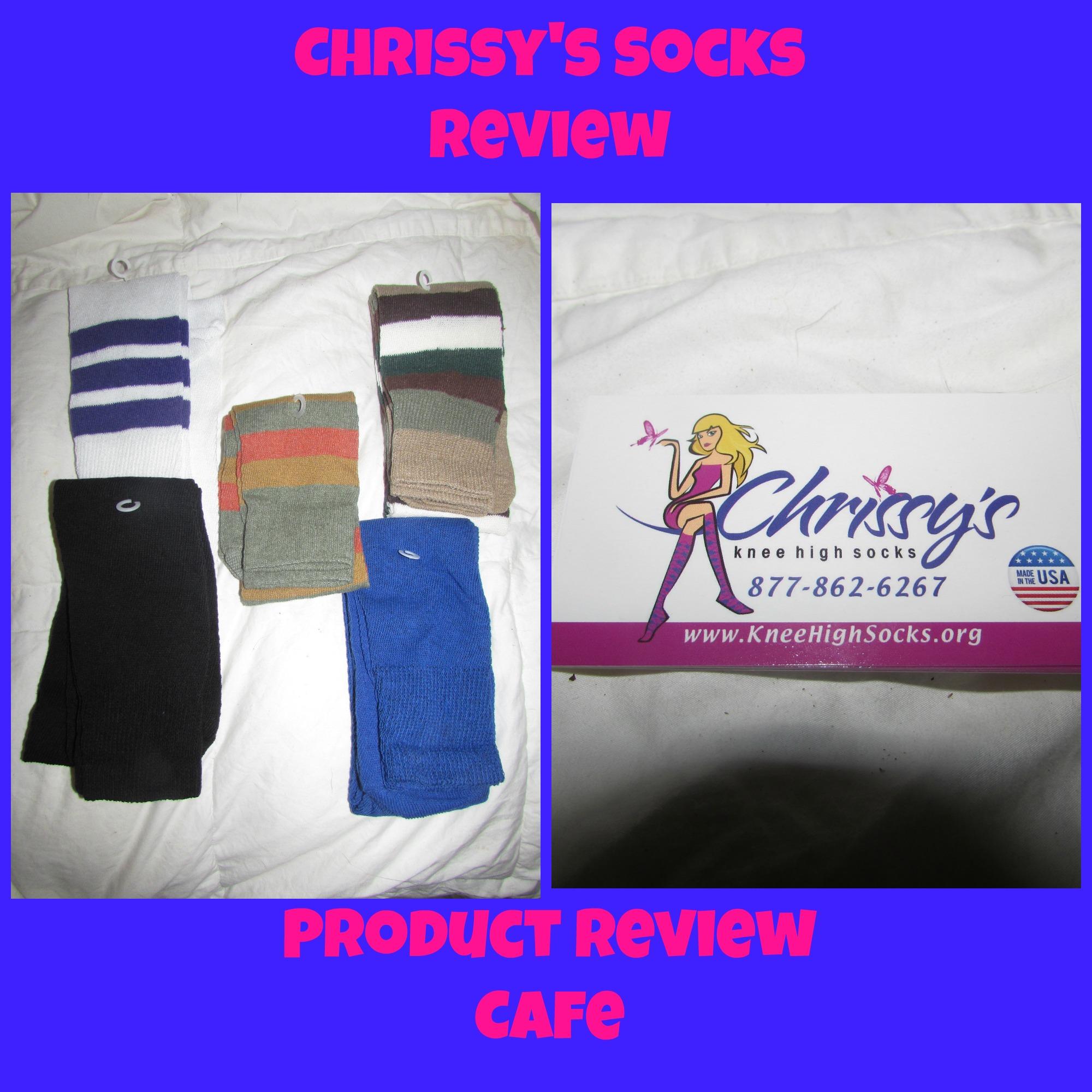 Chrissy's Socks Review