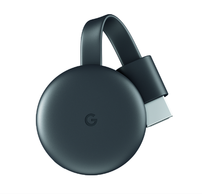 Cut the Cord with Google Chromecast Streaming Media Player