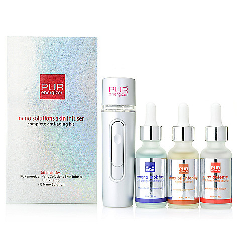 PURenergizer™ Complete Anti-Aging Kit
