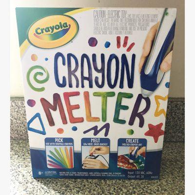 Crayola Crayon Melter