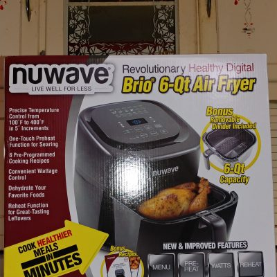 NuWave Brio 6-Qt Air Fryer