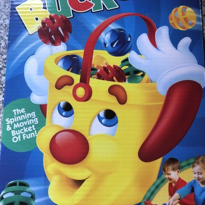 The Original Mr. Bucket
