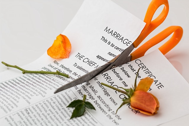Time for a Divorce? Make Sure You Follow the Proper Steps