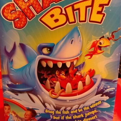 Shark Bite by Pressman Toy