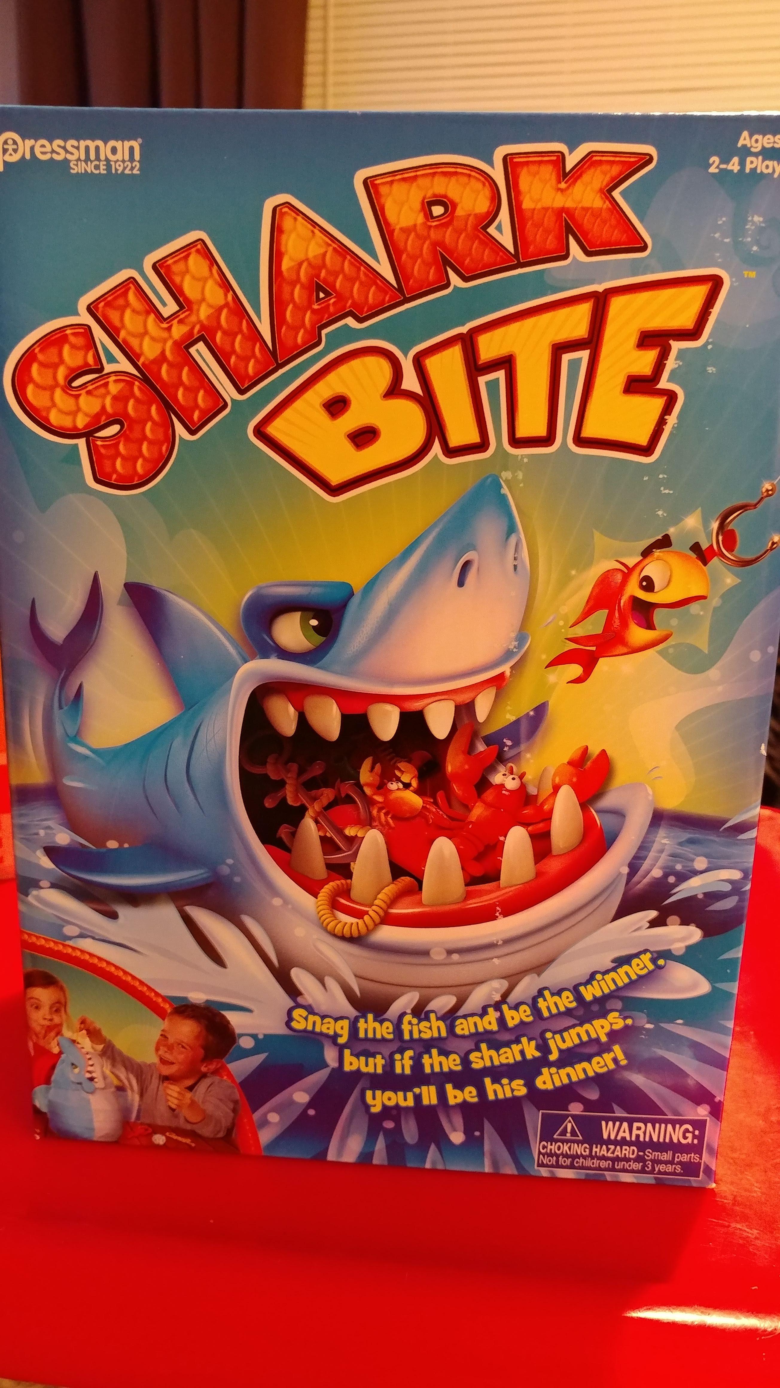 Shark Bite by Pressman Toy