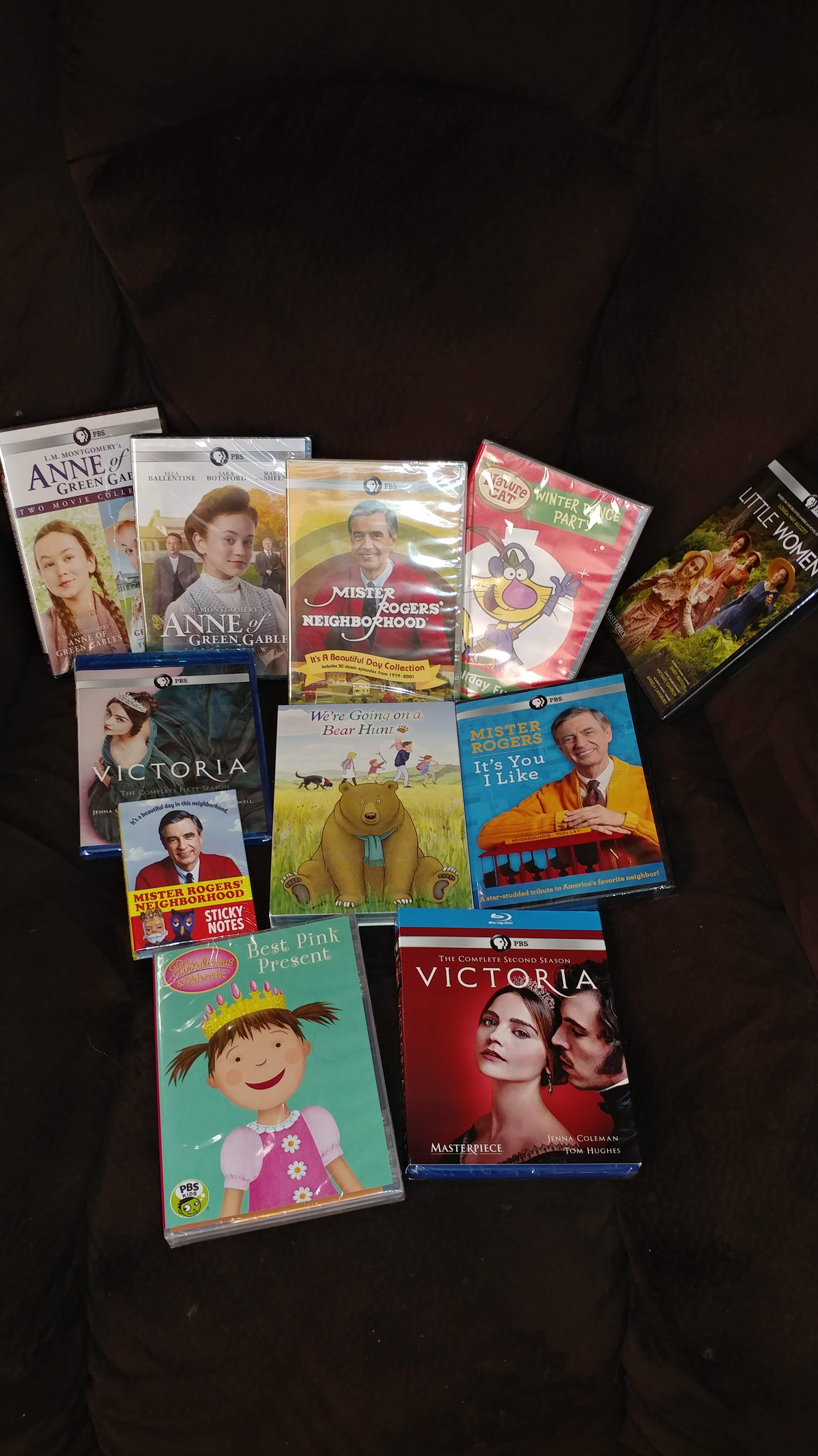 Family Movie Night with PBS