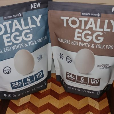 Designer Protein- Totally Egg