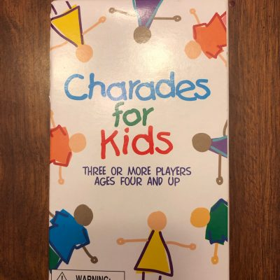 Charades for Kids- Travel Size Review