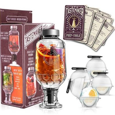 Tastemaker Complete Cocktail Infusing Set