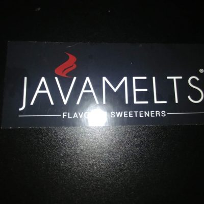 Enjoy a Cup of Joe with JAVAMELTS®