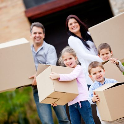 How to Get Your Family More Excited About Moving