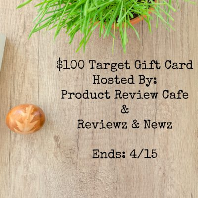 Easter is Coming- Enter to Win $100 Target Gift Card