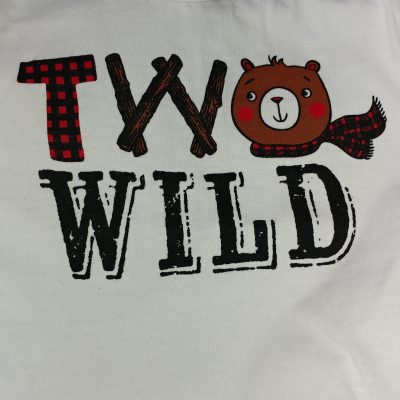 "Our Son Gets ""Two Wild"" with Custom Ink"