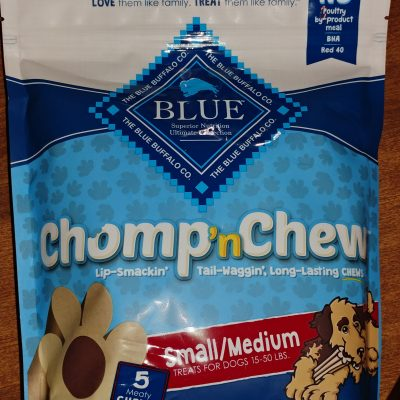 Blue Buffalo Chomp 'n Chew *Chewy Influencers*