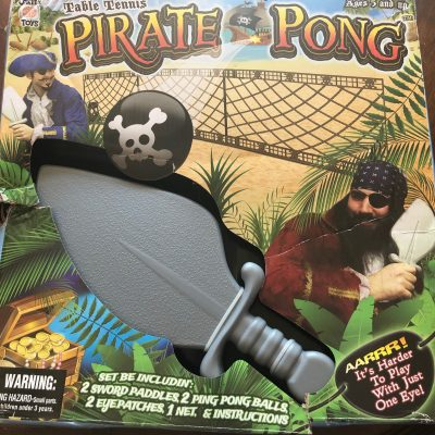 Pirate Pong Review