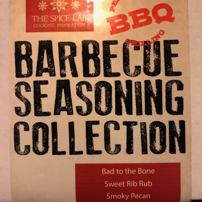 The Spice Lab – Barbecue Seasoning Set Review
