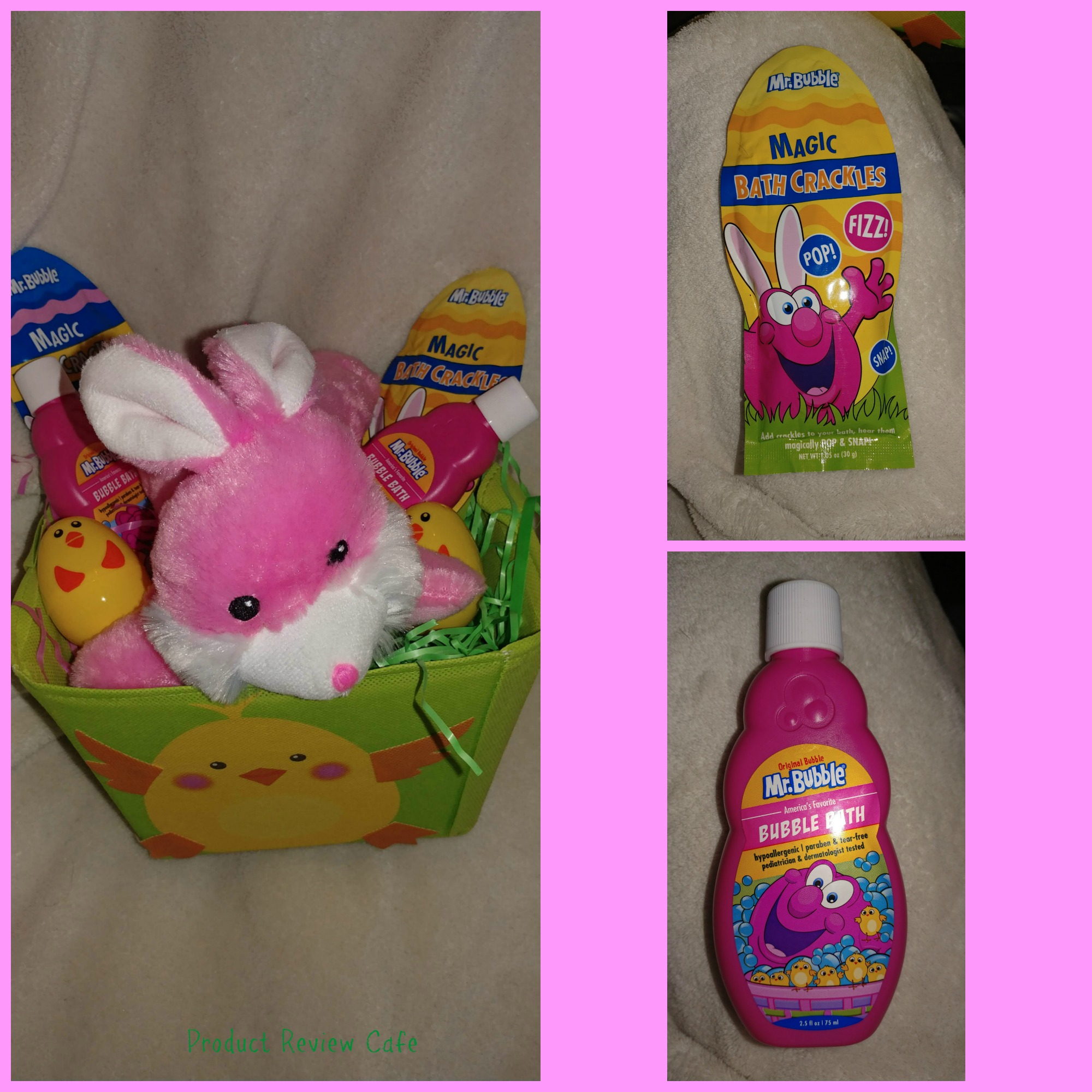 Affordable Easter Basket Ideas from Mr. Bubble
