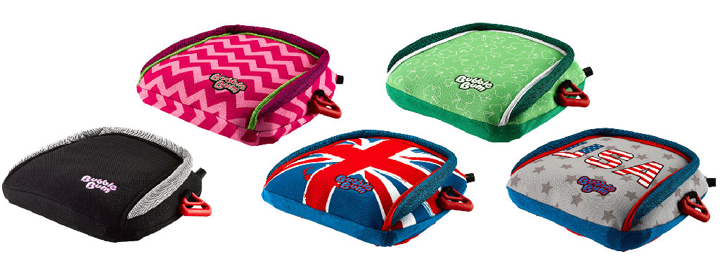 BubbleBum Makes Travel Easier