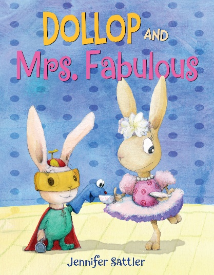 Dollop & Mrs. Fabulous; A Perfect Easter Gift!