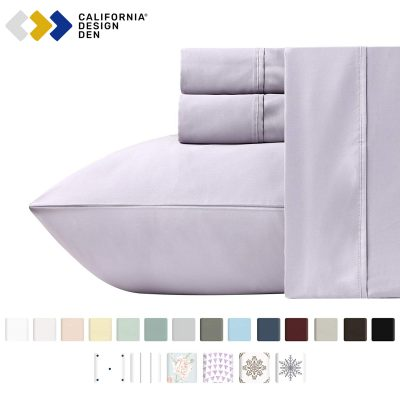Win A Set of California Design Den Luxury Sheet