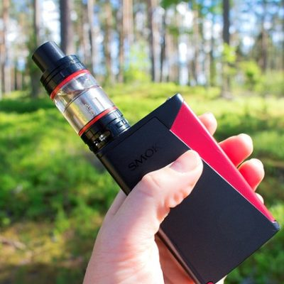 Vaping For The First Time