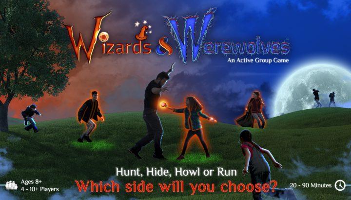 Starlux Games Announces Wizards & Werewolves