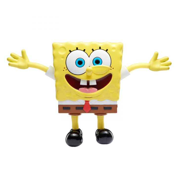 SpongeBob is Celebrating 20 Years with Imaginative Toys by Alpha Group