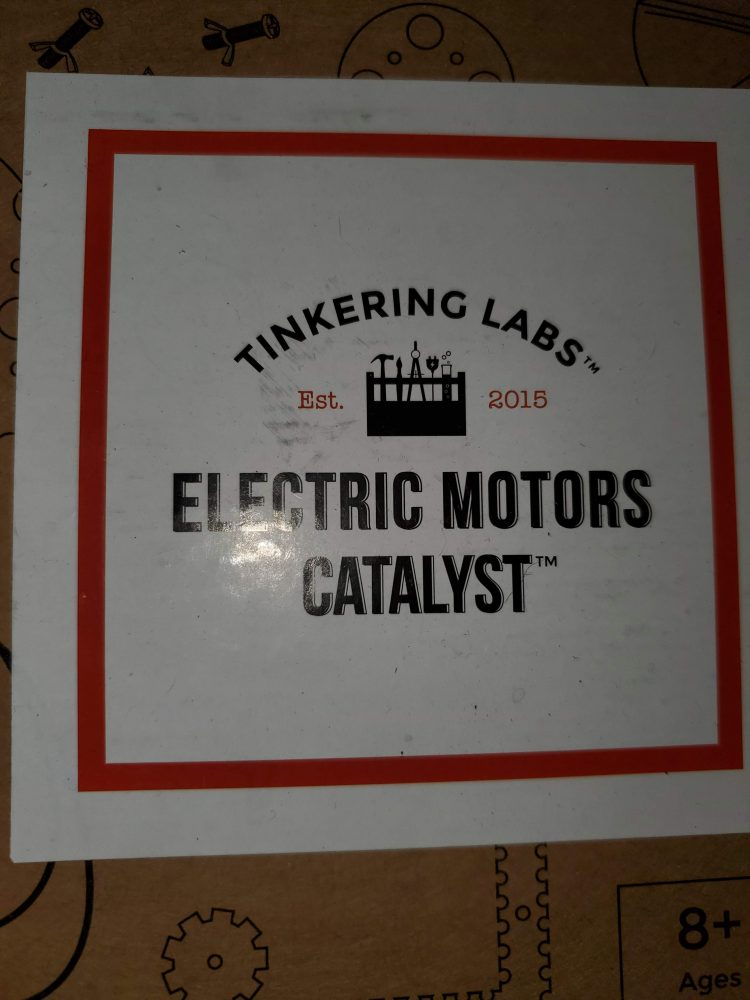 Homeschooling with Tinkering Labs