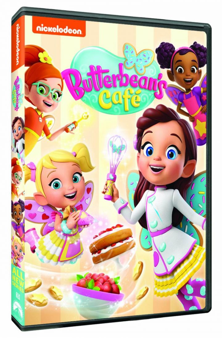 Butterbean's Cafe on DVD!