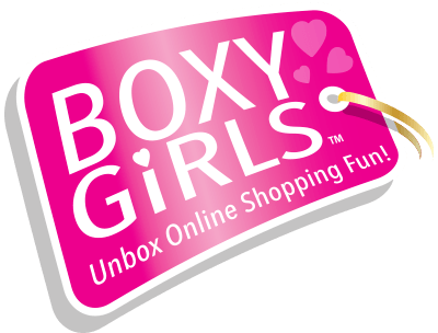 Holiday Fun with Boxy Girls