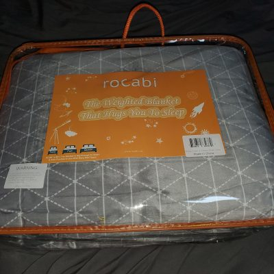 Rocabi Weighted Blankets Make Great Holiday Gifts!