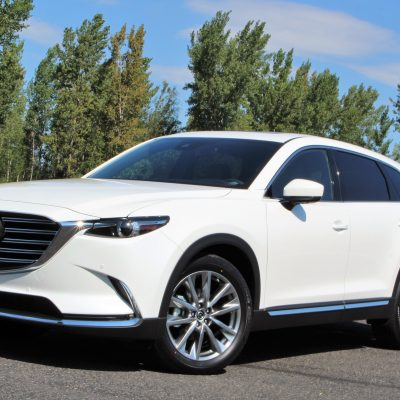 Everything to Love About the 2019 Mazda CX-9