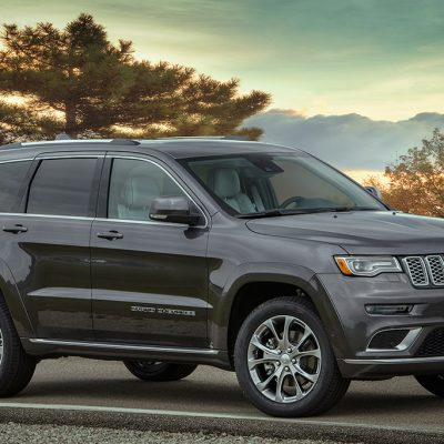 Why Buy the 2019 Jeep Grand Cherokee?
