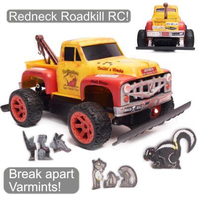 Redneck Roadkill RC Toy