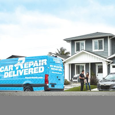 RepairSmith Saves Time in Las Vegas & California
