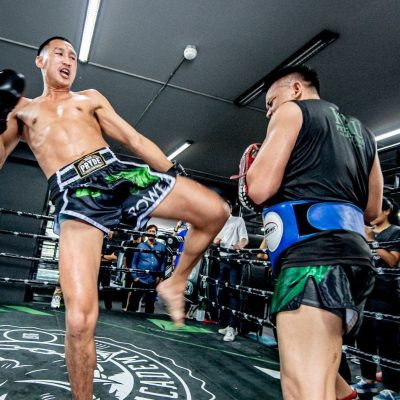 The Class of Muay Thai Training with Boxing in Thailand to Improve Your Health