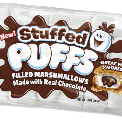 Enjoying Life's Simple Things with Stuffed Puffs