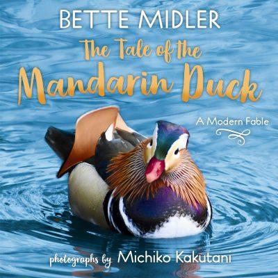 Bette Midler to Publish Children's Book About New York's Mandarin Duck