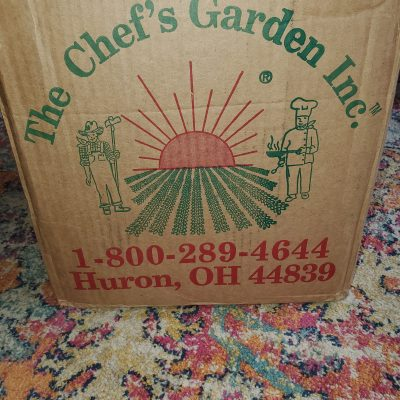 The Chef's Garden Brings Fresh Produce to Your Door