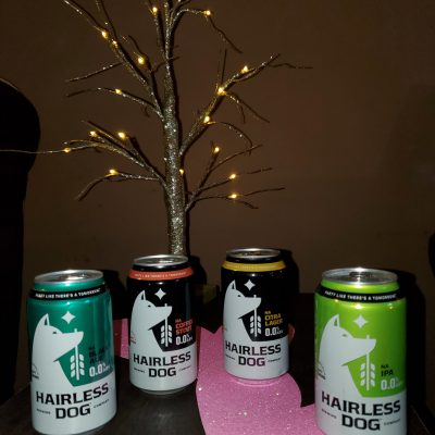 Hairless Dog Brewing for Valentine's Day