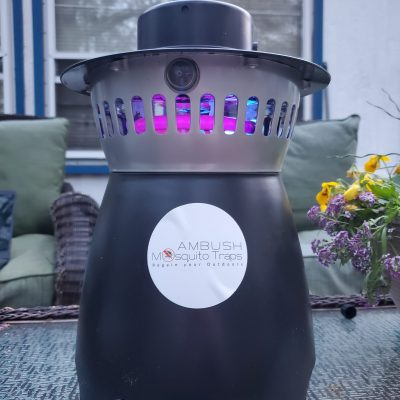 Enjoy Summer More with the Ambush Mosquito Trap